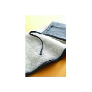 ソフゥール あったか巻きスカート LL〜4Lサイズ グレー - 拡大画像