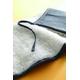 ソフゥール あったか巻きスカート LL〜4Lサイズ グレー - 縮小画像1