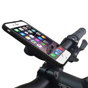 iPhone6 Plus 自転車取付型ケース ViDA ブラック KS5343i6P - 拡大画像