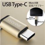 araree USB Type-C Micro USB 変換アダプター