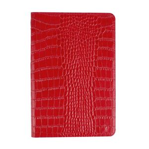 GAZE iPad Mini 3 Vivid Croco Diary レッド
