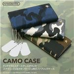 HANSMARE iPhone 8/7 CAMO CASE Navy