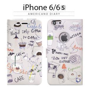 Happymori iPhone 6/6s Americano Diary - 拡大画像