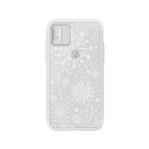 LIGHT UP CASE iPhone X Lighting Shield Case Fireworks (ローズゴールド)