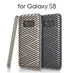 stil Galaxy S8 KAISER 2 シャンパンゴールド