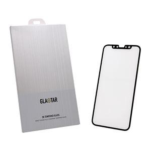 GLASTAR iPhone XS / X グラスター 全面保護 3D強化ガラスフィルム - 拡大画像