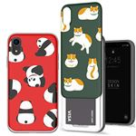 DESIGN SKIN iPhone XR SLIDER GRAPHIC パンダ