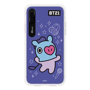 SG Design iPhone XS / X BT21 GRAPHIC LIGHT UP CASE MANG - 拡大画像