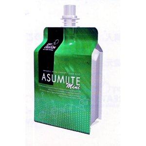 asu miite Mini (アスミーテミニ)300ml×12本入り フコイダン配合ナノバブル水素水 - 拡大画像