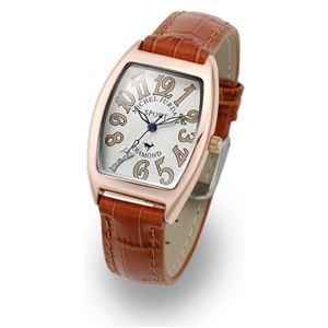 [ミッシェルジョルダン]michel Jurdain 腕時計 SL-1100-3 - 拡大画像