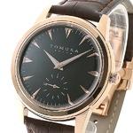 TOMORA TOKYO(トモラトウキョウ) 腕時計 日本製 T-1602-PGBK