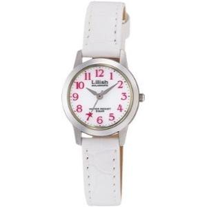 CITIZEN lilish シチズン リリッシュ 腕時計 H997-908 ホワイト - 拡大画像