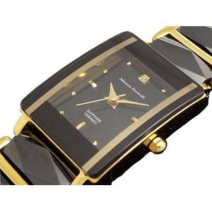 Mauro Jerardi マウロ・ジェラルディ 腕時計 MJ3081-1 - 拡大画像