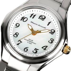 Mauro Jerardi マウロ・ジェラルディ 腕時計 MJ039-4 - 拡大画像