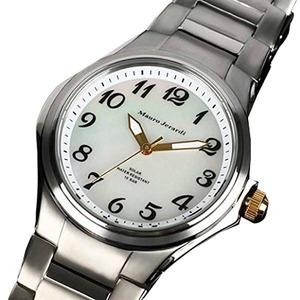 Mauro Jerardi マウロ・ジェラルディ 腕時計 MJ040-4 - 拡大画像