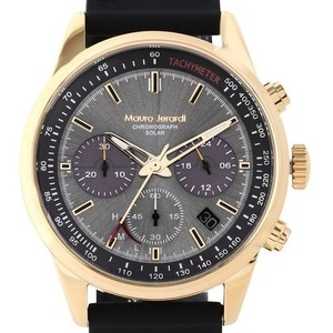 Mauro Jerardi マウロ・ジェラルディ 腕時計 MJ063-5 - 拡大画像