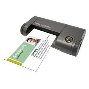 名刺スキャナ WorldCard  ワールドカードオフィス - 拡大画像