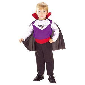 【コスプレ】 RUBIE'S(ルービーズ) CHILD(チャイルド) コスプレ Vampire (ヴァンパイア) Todサイズ - 拡大画像
