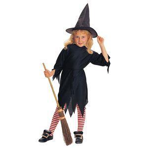 【コスプレ】 RUBIE'S(ルービーズ) CHILD(チャイルド) コスプレ Lil' Witch(リル ウィッチ) Mサイズ - 拡大画像