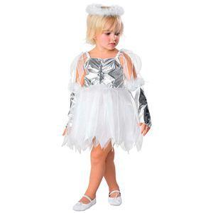 【コスプレ】 RUBIE'S(ルービーズ) CHILD(チャイルド) コスプレ Lil' Angel(リル エンジェル) Todサイズ - 拡大画像