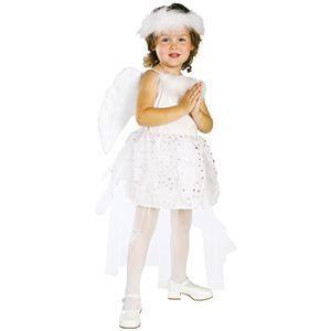 【コスプレ】 RUBIE'S(ルービーズ) CHILD(チャイルド) コスプレ Heavenly Angel(ヘブンリー エンジェル) Sサイズ - 拡大画像