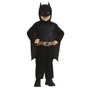 【コスプレ】 RUBIE'S(ルービーズ) BATMAN(バットマン) コスプレ Kids Batman(バットマン) Todサイズ - 拡大画像