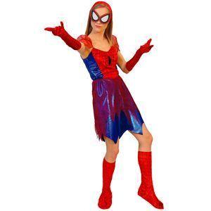 RUBIE'S(ルービーズ) SPIDER MAN(スパイダーマン) コスプレ Lady Spiderman(レディー スパイダーマン) - 拡大画像