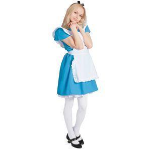 【コスプレ】 RUBIE'S(ルービーズ) DISNEY(ディズニー) コスプレ Adult Alice(アリス) Stdサイズ - 拡大画像