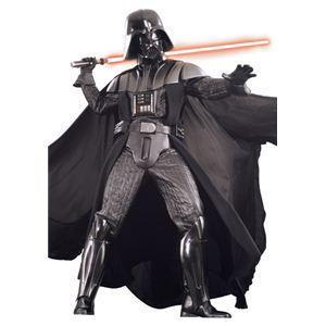 【コスプレ】 RUBIE'S(ルービーズ) STAR WARS(スターウォーズ) コスプレ Supreme Edition Darth Vader(ダース・ベイダー) Coustume Stdサイズ - 拡大画像