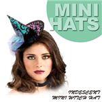 【コスプレ】 RUBIE'S (ルービーズ) 48909 2Tone Witch Mini Hat(ミニハット)
