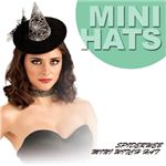 【コスプレ】 RUBIE'S (ルービーズ) 48911 Spiderweb Mini Witch Hat(ミニハット)