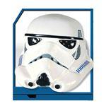 【コスプレ】 RUBIE'S (ルービーズ) 2868 スターウォーズ Deluxe adult vinyl masks Stormtrooper(マスク)