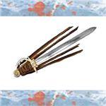 【コスプレ】 RUBIE'S (ルービーズ) Pirate Sword 43112 (剣)