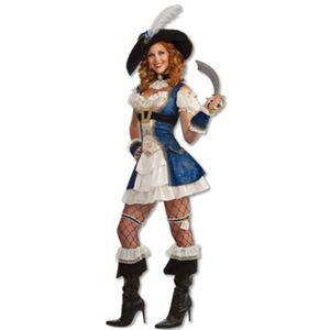【コスプレ】 RUBIE'S (ルービーズ) 880272 Bonnie Blue Pirate(ボニーブルー) - 拡大画像