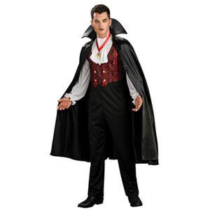 【コスプレ】 RUBIE'S (ルービーズ) 889441 Std Adult Transylvania Vampire - 拡大画像