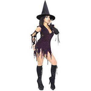 【コスプレ】 RUBIE'S (ルービーズ) 888147 Moonlight Witch - 拡大画像