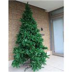 【クリスマス】210cm ボリュームクリスマスツリー S622-210