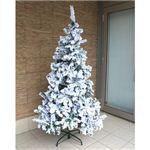 【クリスマス】180cm スノーツリー S630-6