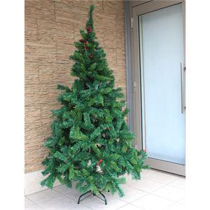 【クリスマス】180cm ミックスツリー S231/6 - 拡大画像