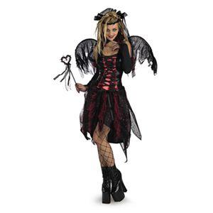 【コスプレ】 disguise Deluxe Adult Costumes Vamp Fairy 14-16 - 拡大画像