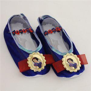 【コスプレ】 disguise Snow White Snow White Ballet Slippers 白雪姫 靴 (キッズ・子供用) - 拡大画像