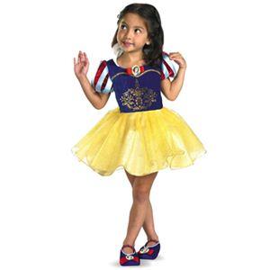 【コスプレ】 disguise Snow White / Snow White Toddler Ballerina Classic 2T 白雪姫 (キッズ・子供用) - 拡大画像