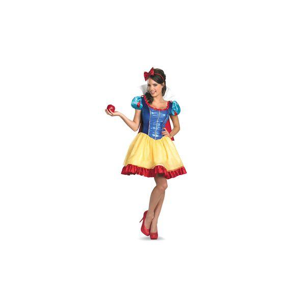 【コスプレ】 disguise Snow White / Deluxe Sassy Snow White (adult female) 12-14 白雪姫