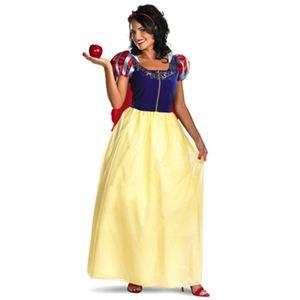 【コスプレ】 disguise Snow White / Snow White Deluxe Adult (adult female) 8-10 白雪姫 - 拡大画像