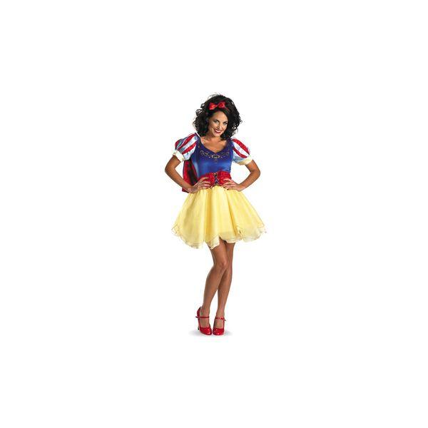 【コスプレ】 disguise Snow White / Snow White Sassy Adult Prestige (adult female) 12-14 白雪姫