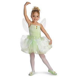 【コスプレ】 disguise Fairies / Tinkerbell Ballerina 4-6X ティンカーベル - 拡大画像