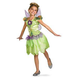 【コスプレ】 disguise Fairies / Tinkerbell Rainbow Classic 3T-4T ティンカーベル - 拡大画像