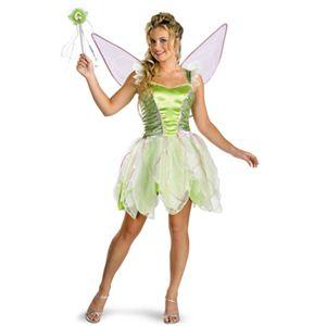 【コスプレ】 disguise Fairies / Tinkerbell Deluxe Adult ティンカーベル - 拡大画像