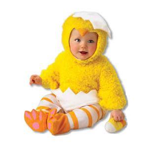 【コスプレ】 885195INF chickie infant ベビー用コスチューム - 拡大画像