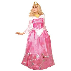 【コスプレ】 RUBIE'S(ルービーズ) 95083 Dress Up Adult Aurora オーロラ Stdサイズ - 拡大画像
